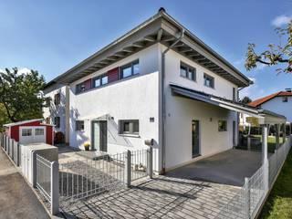 Vitalhaus Ingolstadt von Regnauer Hausbau Klassisch