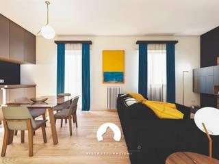Spazio - Ristrutturazioni Living room