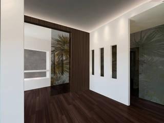 Altro_Studio Modern living room White