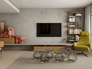 fpr Studio Living roomAccessories & decoration Grey