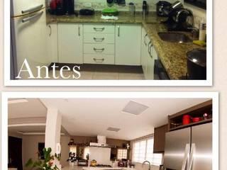 Antes e depois por Estudio Duo Arquitetura e Design