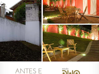 por Estudio Duo Arquitetura e Design