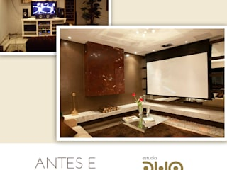 by Estudio Duo Arquitetura e Design