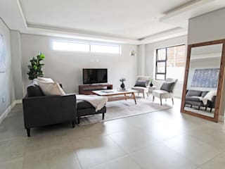 New Development Home Staging: modern  by Eden Interiors (Pty) Ltd, Modern