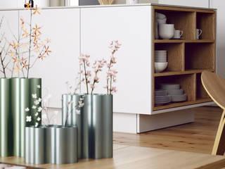 Pormenor de Cozinha | Kitchen Detail Cozinhas minimalistas por FMO ARCHITECTURE Minimalista