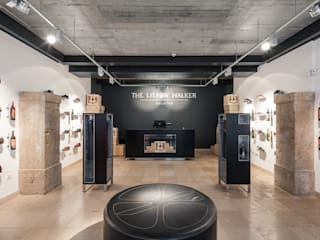FMO ARCHITECTURE Office spaces & stores