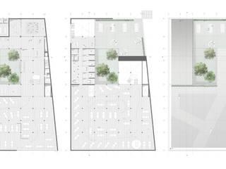 Plantas | Floor Plans por FMO ARCHITECTURE