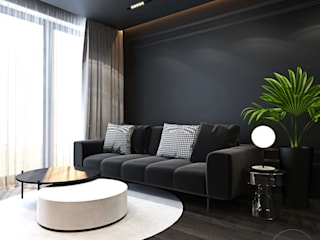 Ambience. Interior Design Modern Living Room