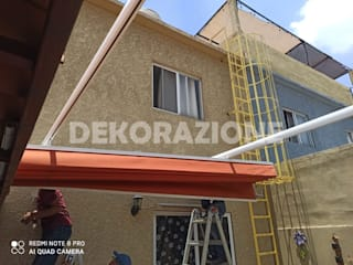 Palilleria con Tela Sunbrella de DEKORAZIONE