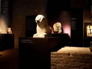 Exempla Castel Sismondo - Rimini Musei in stile industrial di LSD s.r.l. Industrial