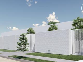 Minimalist house by ARBOL Arquitectos Minimalist