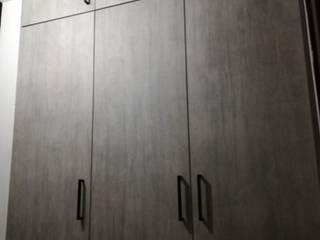 spatium consilium Closets de estilo moderno Aglomerado