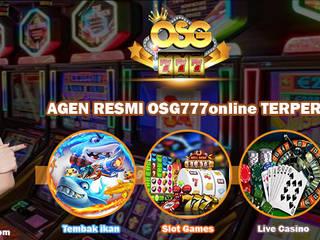 Bandar Slot OSG777 Rumah Gaya Asia