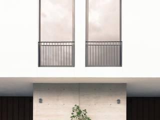 c05 herrería Conjunto residencial Metal Gris