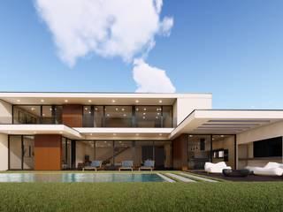 Casa da escola Casas modernas por Miguel Zarcos Palma Moderno