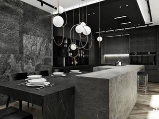 Moderne keukens van ARTDESIGN architektura wnętrz Modern