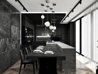 Modern kitchen by ARTDESIGN architektura wnętrz Modern