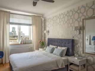 IDEALS . Marta Jaślan Interiors Dormitorios de estilo clásico