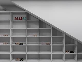 Arrumos Garagens e arrecadações modernas por Casactiva Interiores Moderno