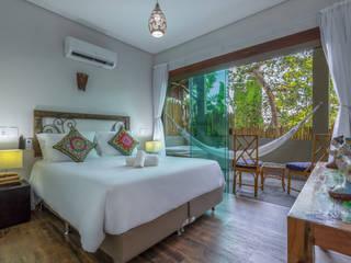 Projeto fotografia hotel Vila Kebaya na Ilhabela Hotéis tropicais por Sébastien Abramin Fotógrafo de arquitetura Tropical