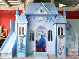 現代  by Kids Wolrd- Recamaras Literas y Muebles para niños, 現代風