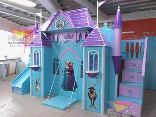 por Kids Wolrd- Recamaras Literas y Muebles para niños Moderno
