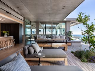 Camps Bay House 3 by GSQUARED architects Modern