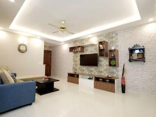 Parimala Skyview HomeLane.com Modern living room