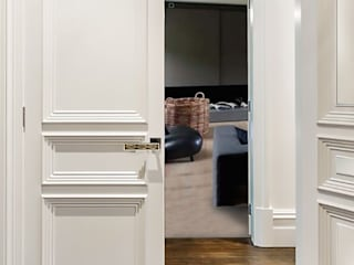 Modern style doors by Marcotte Style Modern