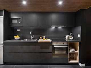 Egue y Seta Eclectic style kitchen