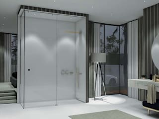 Modern bathroom by Fator Banho Modern