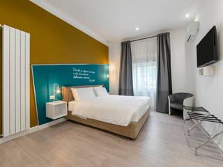 antonio felicetti architettura & interior design Modern style bedroom
