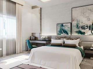 Ways to Slay that High Lux Look for your Interior Remodel ERWIN ERENO DESIGN STUDIO CO Small bedroom