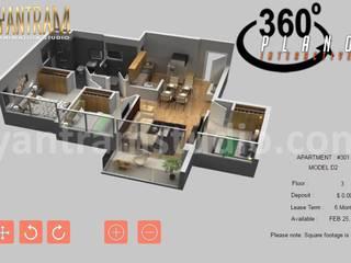 de Yantram Architectural Design Studio Corporation Moderno
