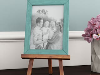 5 Easy DIY Photo Frame Ideas For Your Beautiful Home: modern  by abc12123,Modern