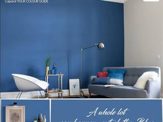 Decorative Interior Wall Paints by Caparol Arabia Modern