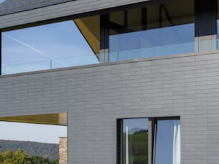 Cedral Dach- und Fassadenplatten Cedral Deutschland Einfamilienhaus