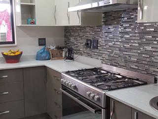 Stylish Kitchens 廚房收納櫃與書櫃
