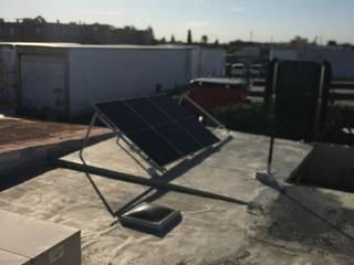 ESPECIALISTAS EN ENERGÍA SOLAR SOLAR MX INSTALACIÓN DE PANELES SOLARES Дах