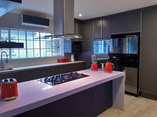 Stylish Kitchens 廚房收納櫃與書櫃 Grey