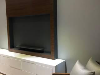 Departamento Allure | Puerto Cancún Dormitorios modernos de Zoraida Zapata / Diseño Interior Moderno