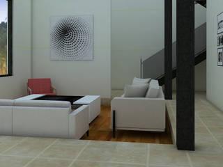 Immobiliare MX Salon minimaliste