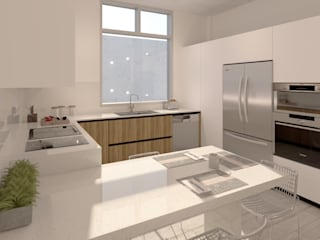 Patricia Camero Kitchen units