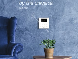 ONLY SMART HOME por ONLY Smart Buildings Moderno