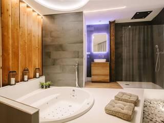 Arquiteknum Consultores SL Modern Bedroom