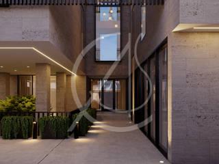 de Comelite Architecture, Structure and Interior Design Moderno