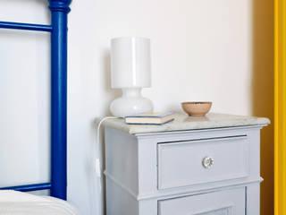 Restyling appartamento 45 mq – Santa Marinella Camera da letto in stile classico di Francesca Rubbi Architecture Classico