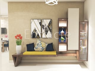 PLH 6053 Asian style corridor, hallway & stairs by Entracte Asian