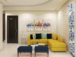 PLH 6053 Asian style living room by Entracte Asian