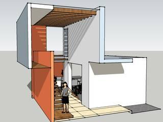 Casa Zibatá 2 F.arquitectos Naranja
